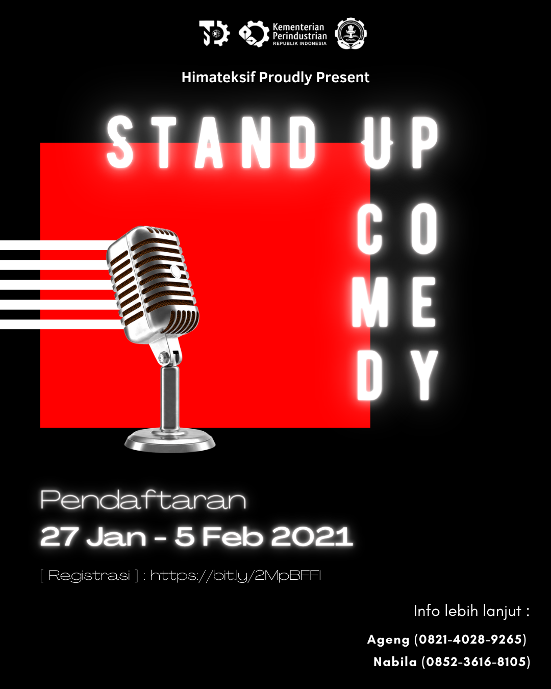 2. Stand Up Comedy (Slide 2)